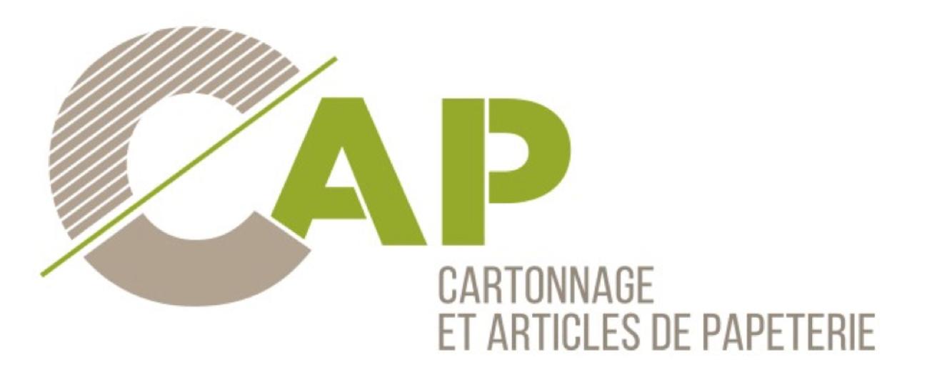 CAP - Cartonnage et articles de papeterie