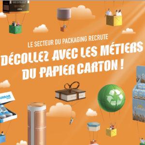 Le secteur du packaging recrute - Décollez avec des métiers du papier carton