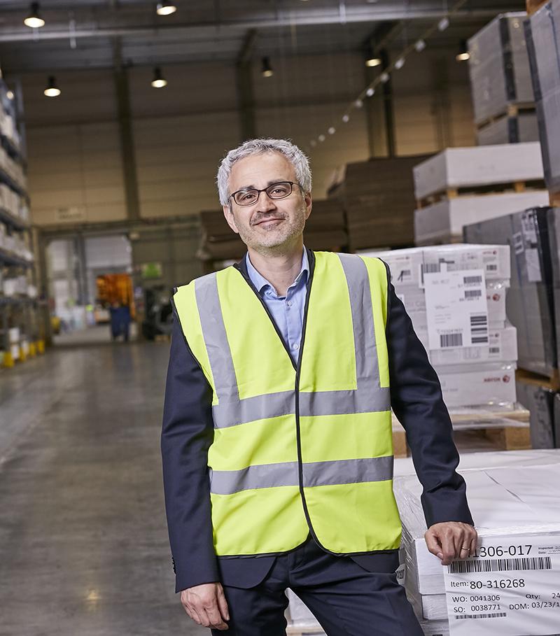 Le métier de Responsable logistique / transport